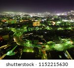 city night from the view point...   Shutterstock . vector #1152215630