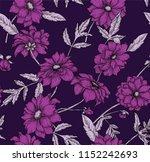 Retro Floral Seamless Pattern...