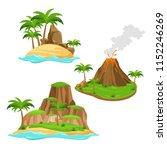 vector illustration of three... | Shutterstock .eps vector #1152246269