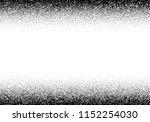 dotwork gradient background ... | Shutterstock .eps vector #1152254030