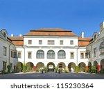 castle in rychnov nad kneznou ... | Shutterstock . vector #115230364