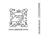 line vector illustration of... | Shutterstock .eps vector #1152310940