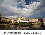 rijeka  croatia on the 15th of...   Shutterstock . vector #1152311633