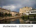 rijeka  croatia on the 15th of...   Shutterstock . vector #1152311639