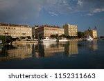 rijeka  croatia on the 15th of...   Shutterstock . vector #1152311663