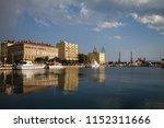 rijeka  croatia on the 15th of...   Shutterstock . vector #1152311666
