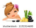vector illustration of spa... | Shutterstock .eps vector #1152314600
