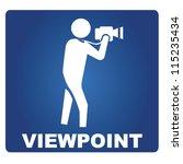 viewpoint | Shutterstock .eps vector #115235434