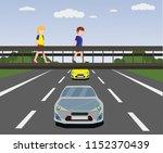 Footbridge  Overpass  Children...