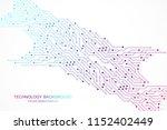 computer motherboard vector... | Shutterstock .eps vector #1152402449
