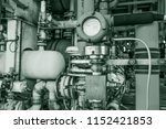 pressure transmitter  and... | Shutterstock . vector #1152421853