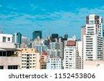 s o paulo building   Shutterstock . vector #1152453806