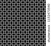 seamless pattern of squares and ... | Shutterstock .eps vector #1152473540