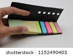 memo sticky notes for multi... | Shutterstock . vector #1152490403
