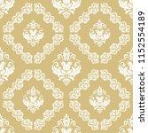 classic seamless vector pattern....   Shutterstock .eps vector #1152554189