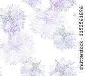 seamless pattern floral design. ... | Shutterstock . vector #1152561896