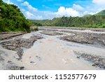 beautiful landscape in mt....   Shutterstock . vector #1152577679