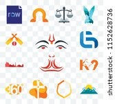 Set Of 13 transparent editable icons such as anjaneya, mountain, crest, church, 360 degree, k9, leipzig hd, lg, cricket, web ui icon pack