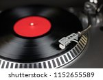 professional party djs... | Shutterstock . vector #1152655589
