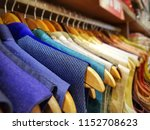 multi color dress sherwani... | Shutterstock . vector #1152708623