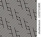 vector seamless pattern. modern ...   Shutterstock .eps vector #1152711830