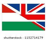 vector illustration of british... | Shutterstock .eps vector #1152714179