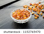 cute little bowl cup full of... | Shutterstock . vector #1152765470