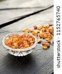 cute little bowl cup full of... | Shutterstock . vector #1152765740