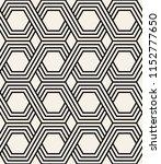 vector seamless pattern. modern ...   Shutterstock .eps vector #1152777650