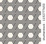 vector seamless pattern. modern ... | Shutterstock .eps vector #1152777653