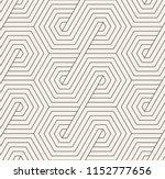 vector seamless pattern. modern ...   Shutterstock .eps vector #1152777656