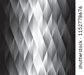 abstract black and white... | Shutterstock .eps vector #1152778676