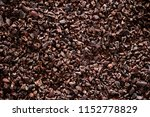 Cacao Nibs Background