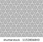 seamless texture of floral...   Shutterstock .eps vector #1152806843