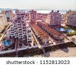 la manga del mar menor  murcia  ... | Shutterstock . vector #1152813023