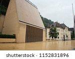 vaduz  liechtenstein   06 08... | Shutterstock . vector #1152831896