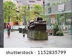 vaduz  liechtenstein   06 08... | Shutterstock . vector #1152835799
