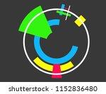 frame geometric shapes | Shutterstock .eps vector #1152836480