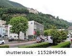 vaduz  liechtenstein   06 08... | Shutterstock . vector #1152849056