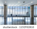 panoramic skyline and buildings ... | Shutterstock . vector #1152932810