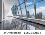 panoramic skyline and buildings ... | Shutterstock . vector #1152932816