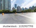 panoramic skyline and modern... | Shutterstock . vector #1152937793