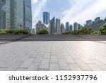 panoramic skyline and modern... | Shutterstock . vector #1152937796