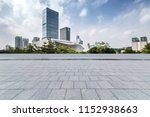 panoramic skyline and modern... | Shutterstock . vector #1152938663