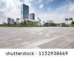 panoramic skyline and modern... | Shutterstock . vector #1152938669