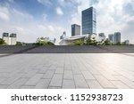 panoramic skyline and modern... | Shutterstock . vector #1152938723