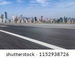 panoramic skyline and modern... | Shutterstock . vector #1152938726