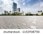 panoramic skyline and modern... | Shutterstock . vector #1152938750