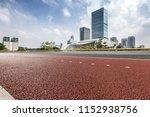 panoramic skyline and modern... | Shutterstock . vector #1152938756