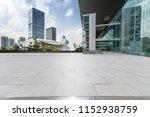 panoramic skyline and modern... | Shutterstock . vector #1152938759